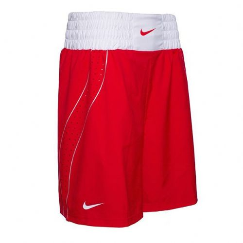 Nike Boxing Shorts - Red